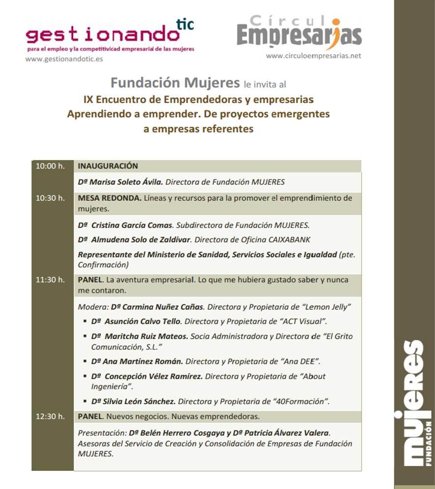 Lemon Jelly Marshmallows - Programa IX Encuentro Circulo de Empresarias