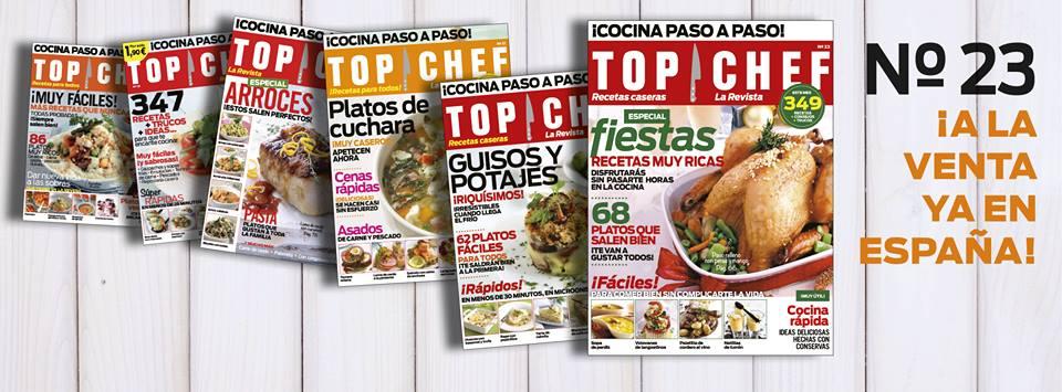 Top Chef Revista Lemon Jelly